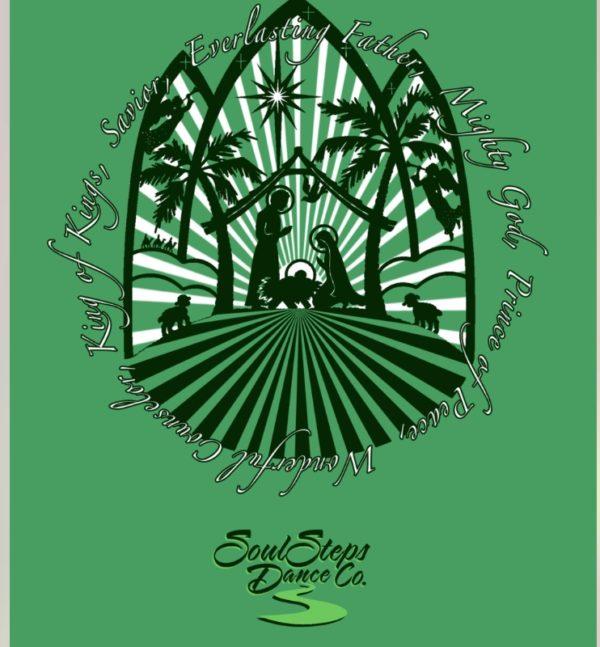 Soul Steps Green Parade Hoodie